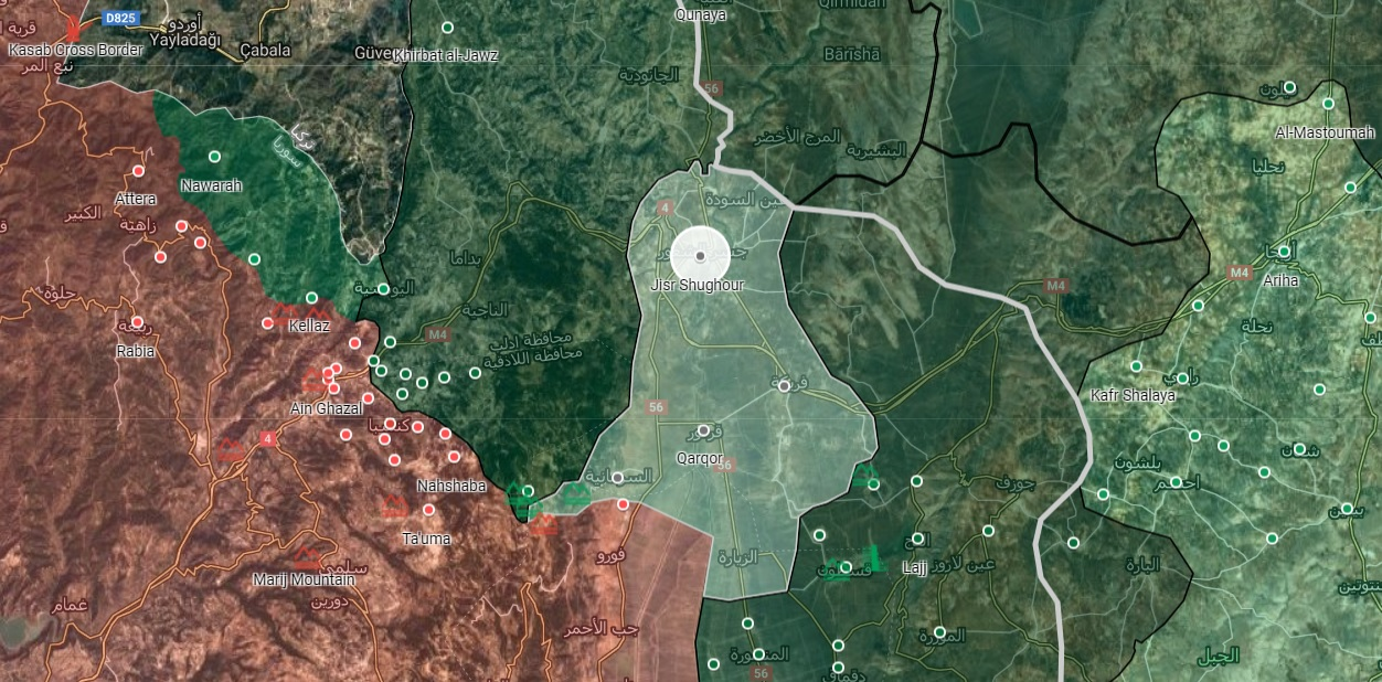 Syrian Army Strikes Terrorists' Stronghold In Northwest Idlib With Heavy Rockets