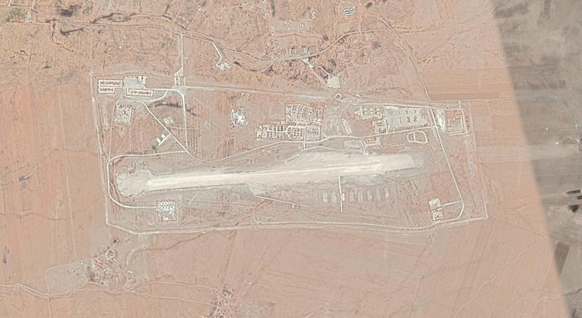 Russian Military Police Created Control Point In Former U.S. Base In Northeast Syria