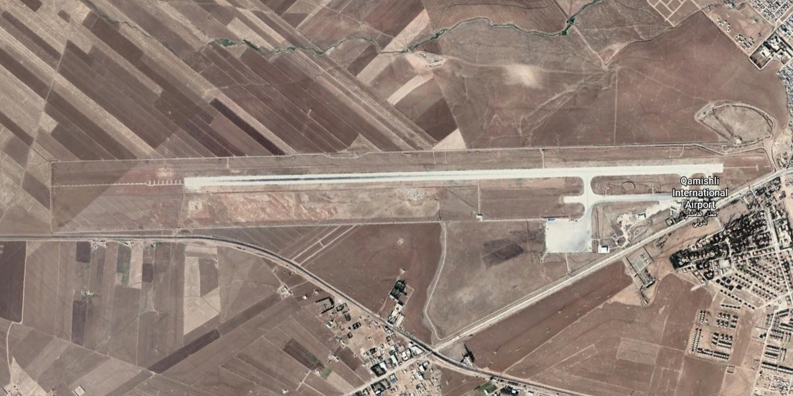 Russia Considers To Set Up Air Base In Northeast Syria: Report