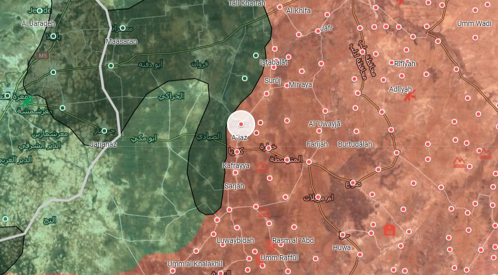 Syrian Army Repels New HTS Attack Around Greater Idlib