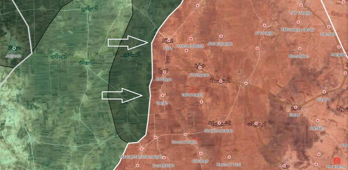 HTS, Al-Qaeda & Turkish-Backed Groups Launch Large-Scale Attack On SAA In Southern Idlib