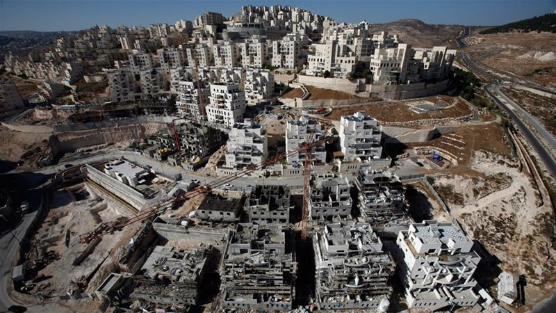 US Declares Support Of Israeli Annexation Of West Bank