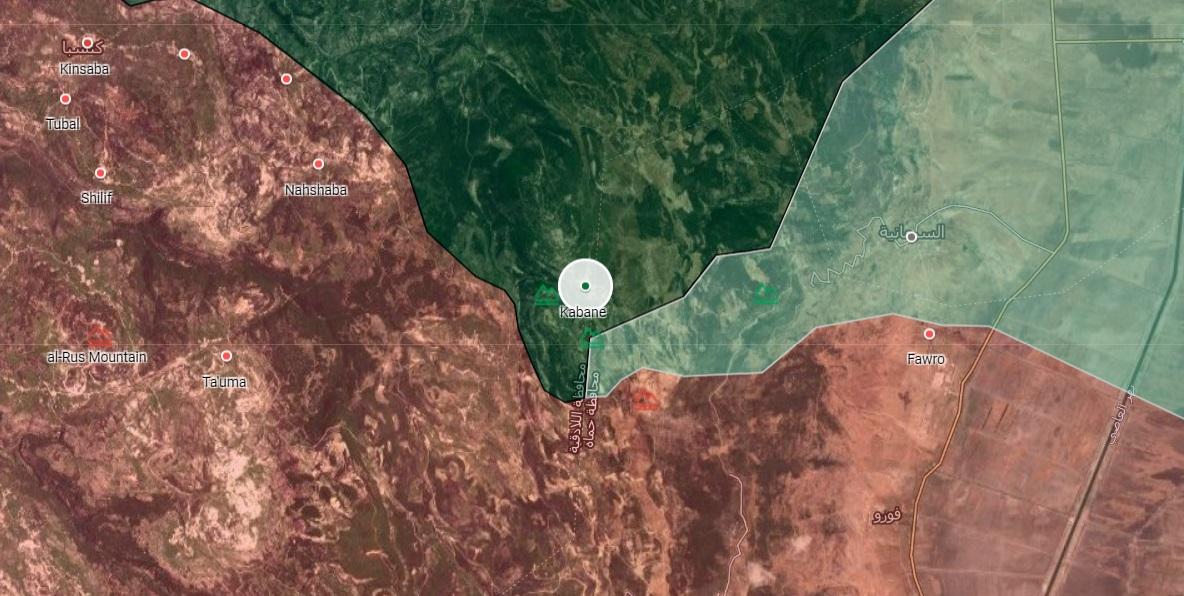 Syrian Army Resumed Advance In Northern Lattakia, Liberated Hilltop Near Kabani