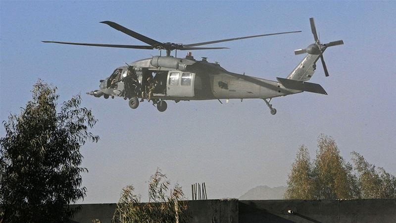 Two US Personnel Die In Helicopter Crash In The Neverending Afghan War
