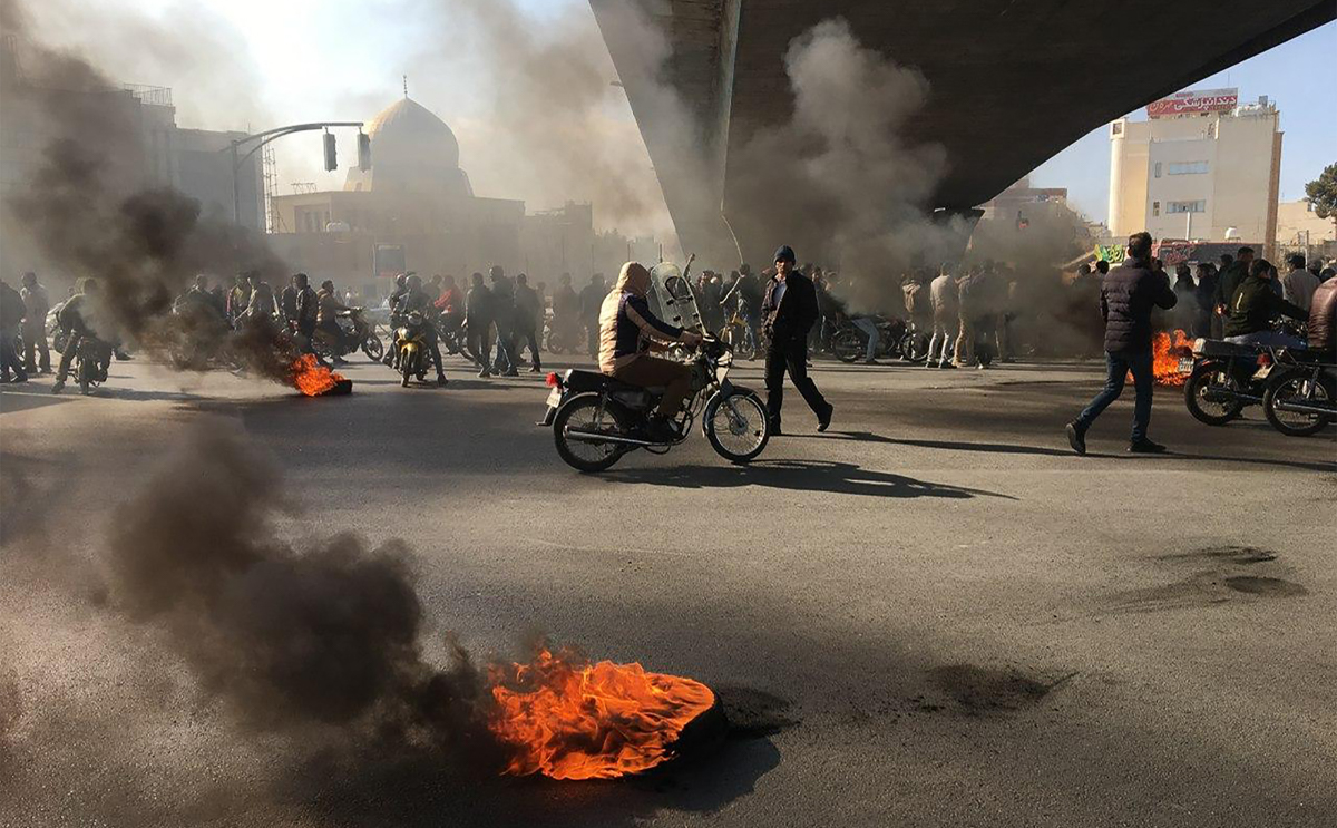 """Riots In Iran Continue, As Leaders Warn Of """"Decisive"""" Action"""