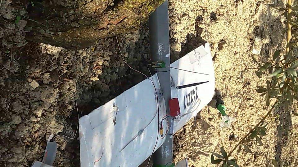 Militants Shot Down Own Armed Drone In Northern Lattakia