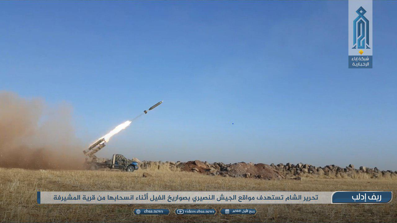 HTS, Turkish-Backed Militants Repel Syrian Army Attack In Southeast Idlib (Photos)