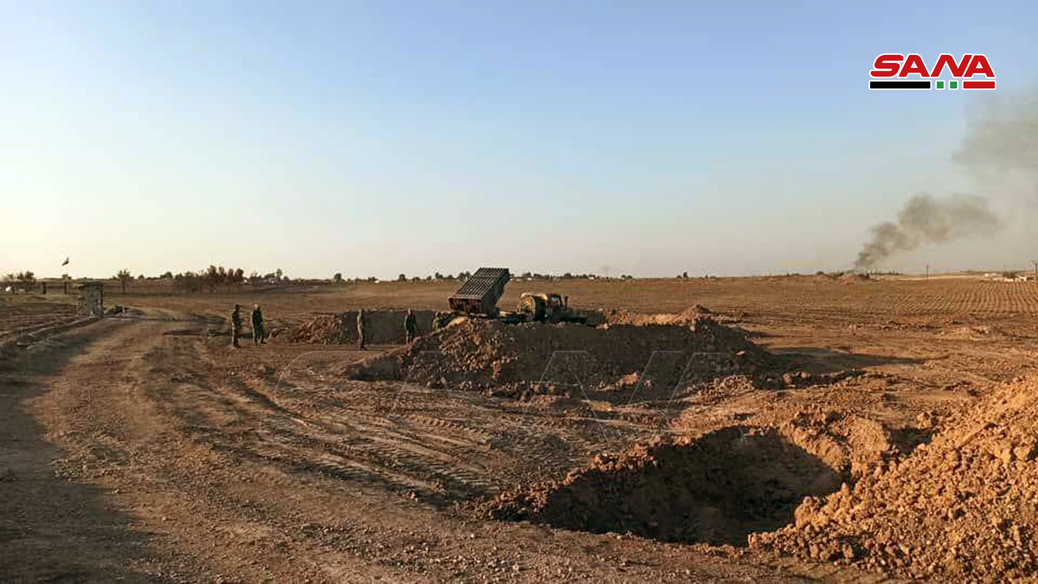 Syrian Army Establishes New Positions Around Tell Tamr In Northern Al-Hasakah (Photos)
