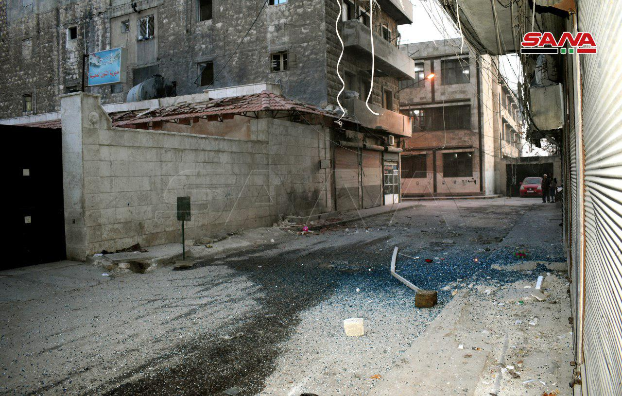 37 Civilians Killed, Injured In Series Of Mortar Attacks On Aleppo City (Photos)