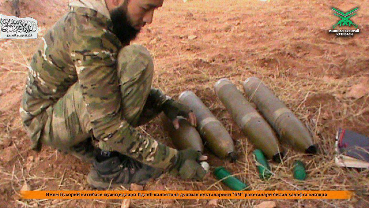 Taliban-Affiliated Militants Shell Syrian Army Positions In Southern Idlib (Photos)