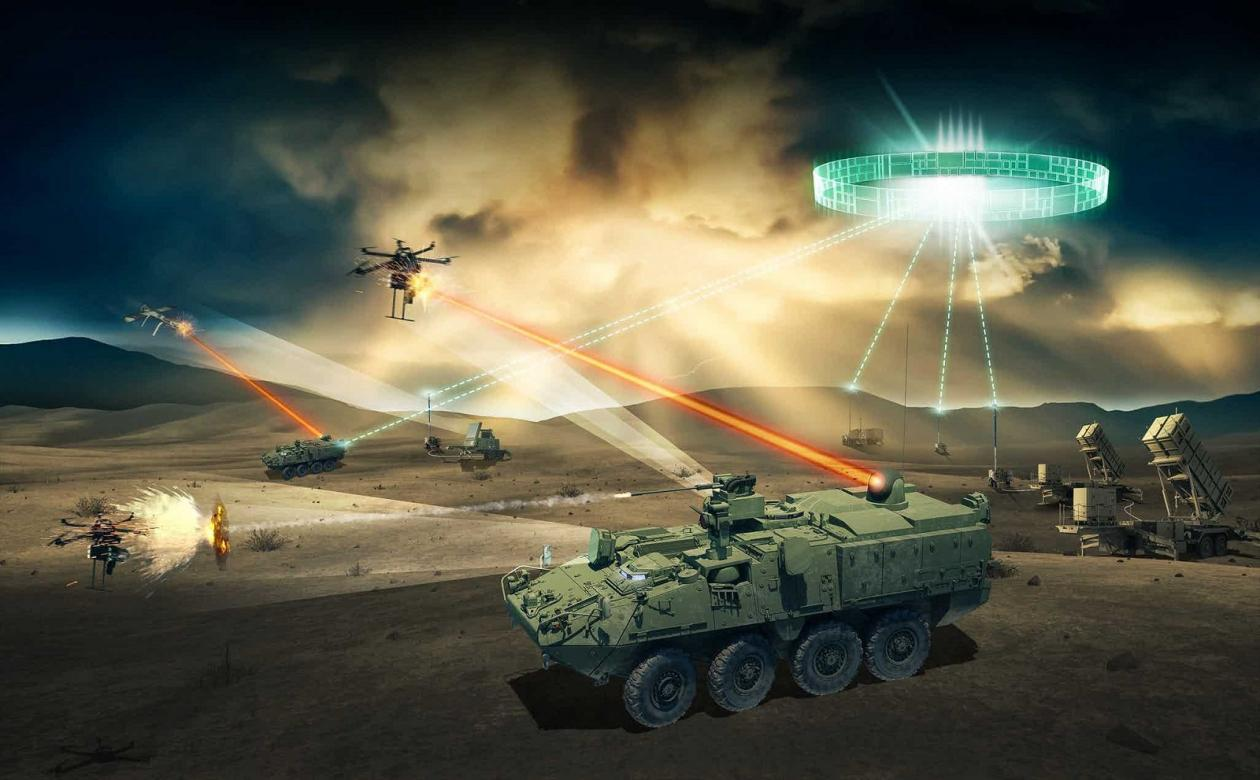 Russian-U.S. Combat Laser Weapons Race On Rise