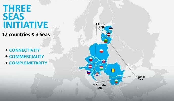"""US Congress To Support Three Seas Initiative Against """"Russian Energy Coercion"""" In Europe"""