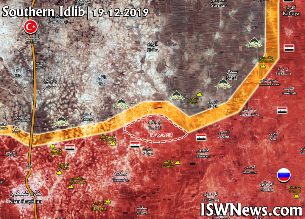 Syrian Army Liberated 4 More Villages In Greater Idlib. Militants Are On Run