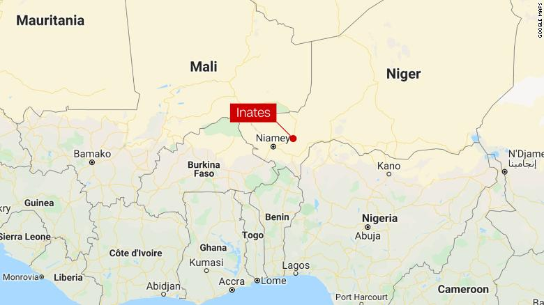 71 Soldiers Killed In ISIS Attack On Military Camp In Niger (Photos)