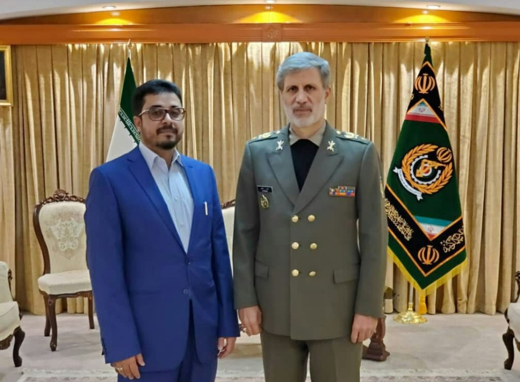 Iran And Yemen's Houthis To Boost Military Cooperation