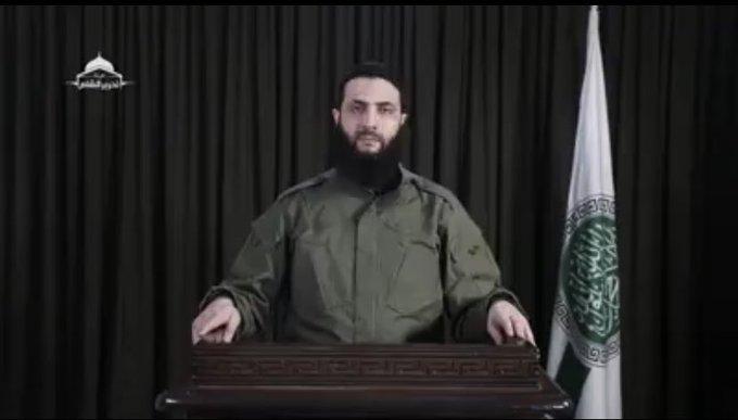 "Russia Seeks To Restore ""Glory Of The USSR"": Hayat Tahrir al-Sham Leader Explains Terrorists' Failure In Idlib Battle"