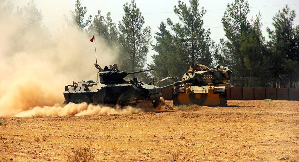 Turkish Parliament to Draft Bill Allowing Troop Deployment to Libya