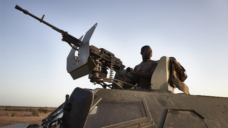 35 Civilians, 80 Militants Killed In Attack In Burkina Faso: President
