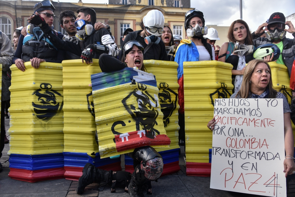 Colombia: It's not Polarization, It's an Uprising
