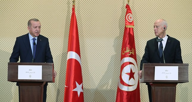 Erdogan Claims 2,000 Russian, 5,000 Sudanese Mercenaries Fighting In Libya