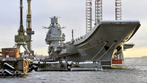 The Saker: Is there a future for Russian aircraft carriers?