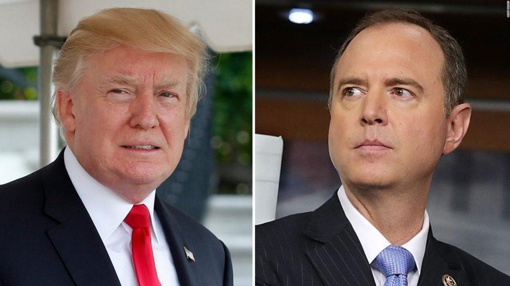 House Intel Democrats Releases Trump Impeachment Report