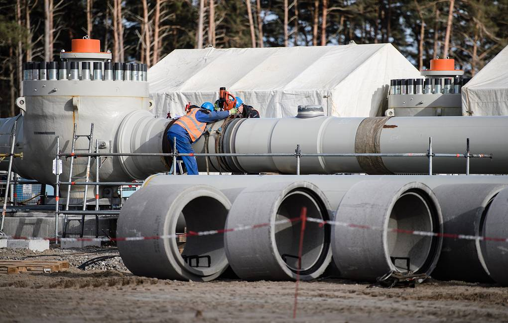 Russia's Gazprom Paid Ukraine $2.9 bln As Part Of Reached Gas Agreements