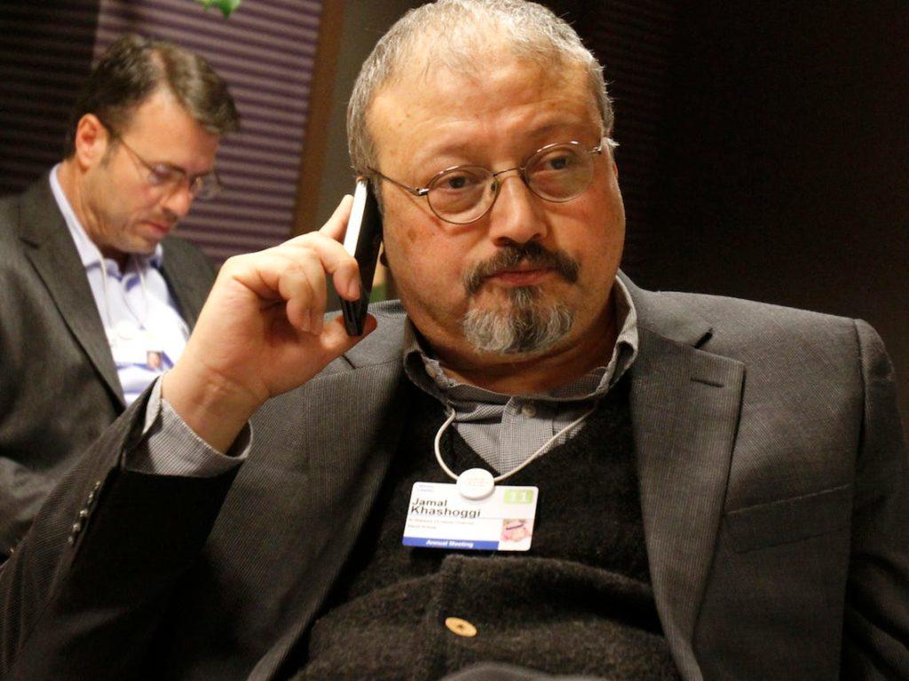Scapegoats for Jamal Khashoggi