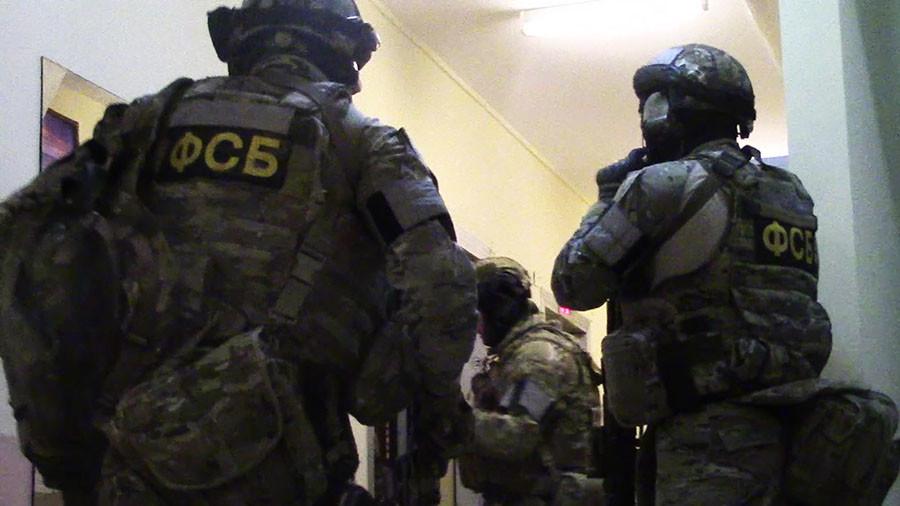 Russia's FSB Detained 2 Persons Preparing Terrorist Attacks In Saint Petersburg Thanks To US Intelligence Data