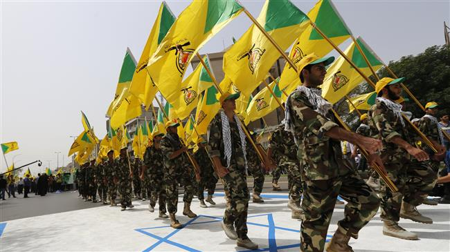 Iraqi Kata'ib Hezbollah Received Short & Medium Range Rockets Through Syria: Report