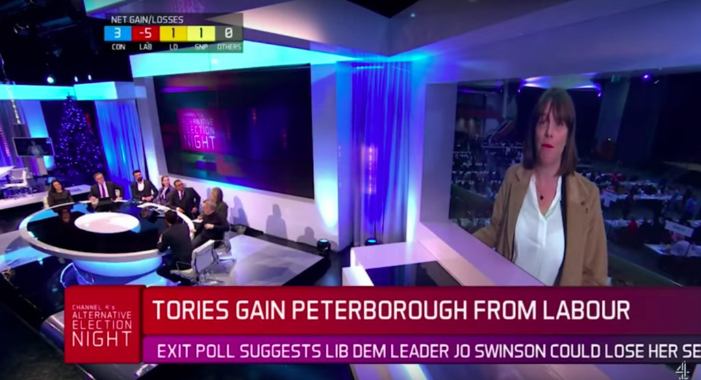 Hot Mic Moment Exposes Insane Sleaziness Of British Political/Media Class
