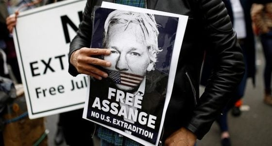 """Assange Could Die In Prison For The """"Crime"""" Of Exposing Government Crimes And Corruption"""