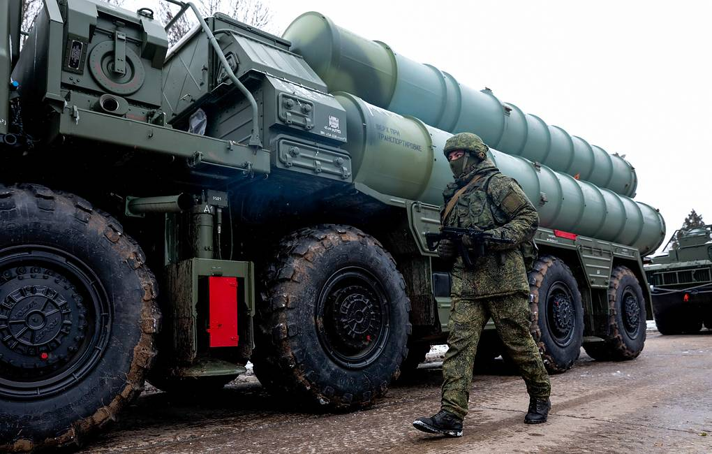 Northern Fleet To Create Air Defense 'Dome' Over Russian Arctic With S-400 Missile Systems