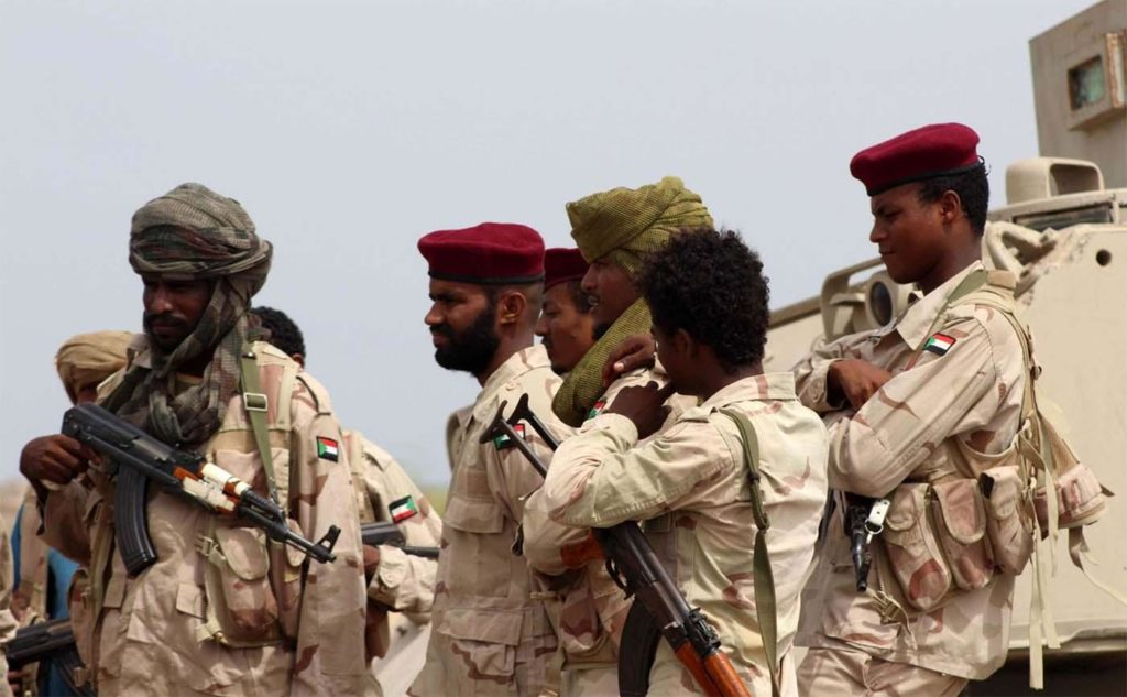 Sudan Withdrew 10,000 Troops From Saudi-led Coalition Forces In Yemen