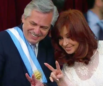 """Alberto Fernández Becomes President of Argentina: """"Without Bread there is No Democracy"""""""