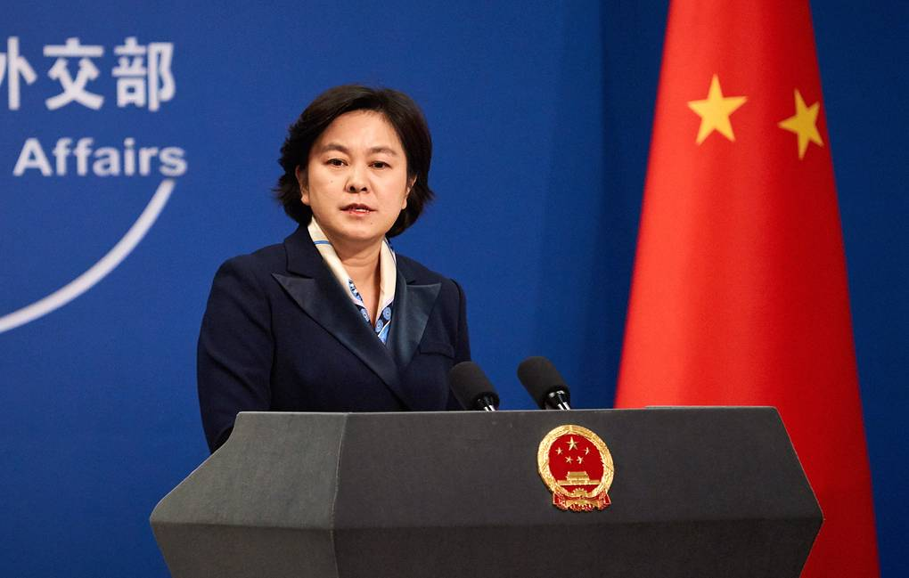 China Imposes Sanctions On US In Response To Washington's Interference Into Its Internal Affairs