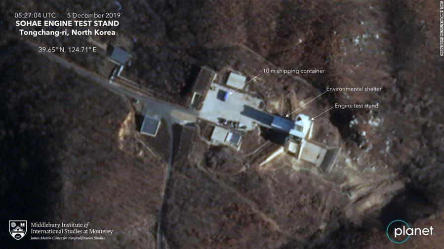 "North Korea Conducts ""Another Crucial Test"" At Missile Site To 'Bolster Nuclear Deterrent'"