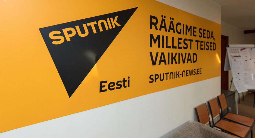 Sputnik and Rossiya Segodnya Face Unprecedented Pressure and Threats by Estonian Authorities