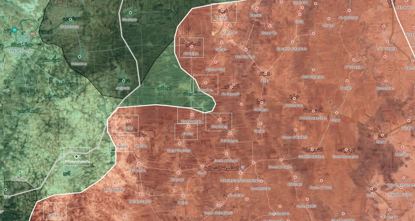 Blitzkrieg Attack: Syrian Army Captures Ten Towns In Southeastern Idlib