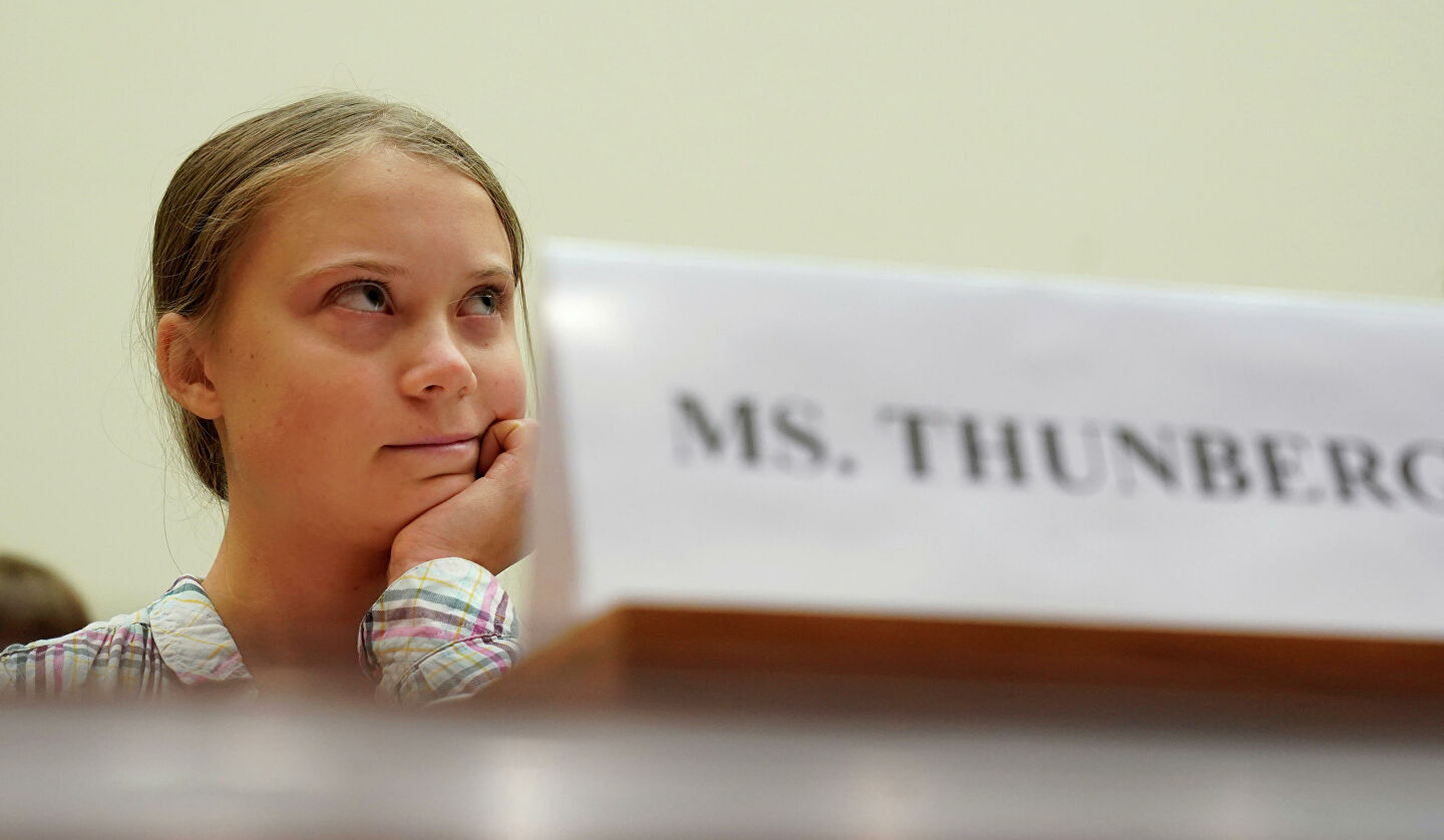 "Greta Thunberg and the Green Activism Charade Aimed At Destroying the ""Old"" World Order"