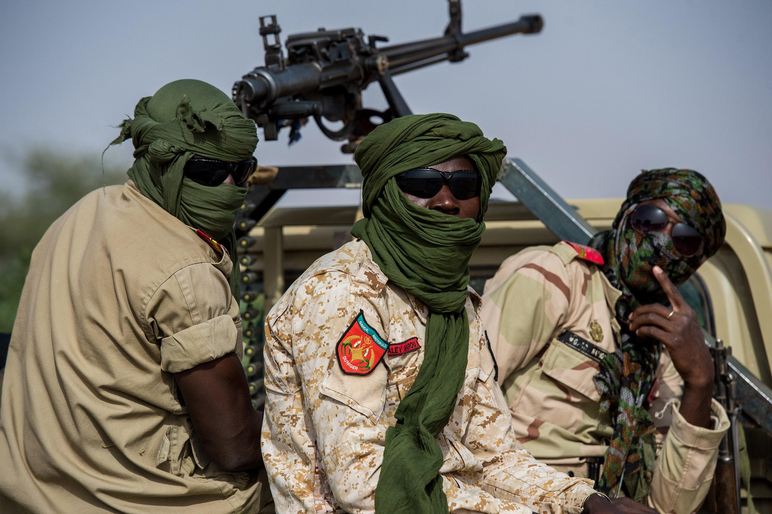 Jihadist Attack in Niger Leaves 71 Soldiers Dead, 30 More Missing