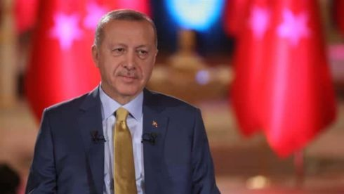 Erdogan Threatens Recognition Of 'Genocide' Of Native Americans In Tit-For-Tat