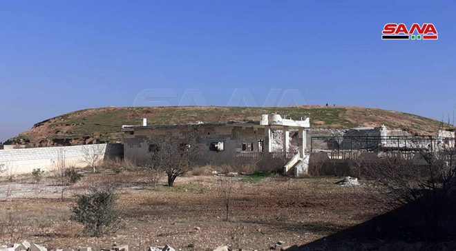 In Photos: Syrian Army Advance In Southern Idlib