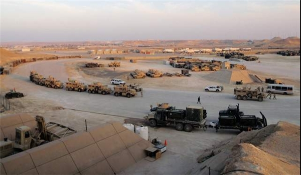 """Defense Secretary Claims US Occupation Force In Iraq Has """"Right of Self-Defense"""""""