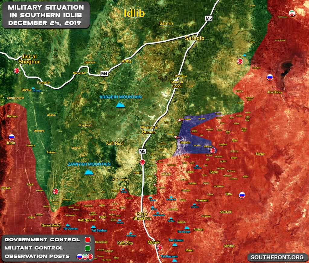 Turkey Just Sold Its Proxies In Syria's Idlib For Russian Restraint In Libya