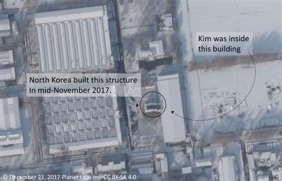 "Is This Kim's ""Christmas Gift""? Satellite Images Suggest North Korea Readying ICBM Tests"