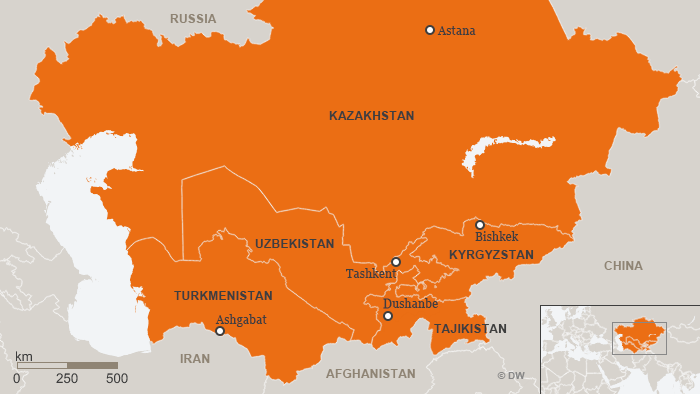 Russia And China Boost Coordination For Possible Joint Anti-Terrorist Operations In Central Asia