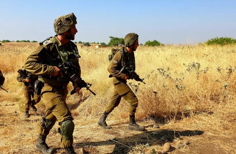 Israeli Defense Forces Hold Drills Simulating War With Hezbollah