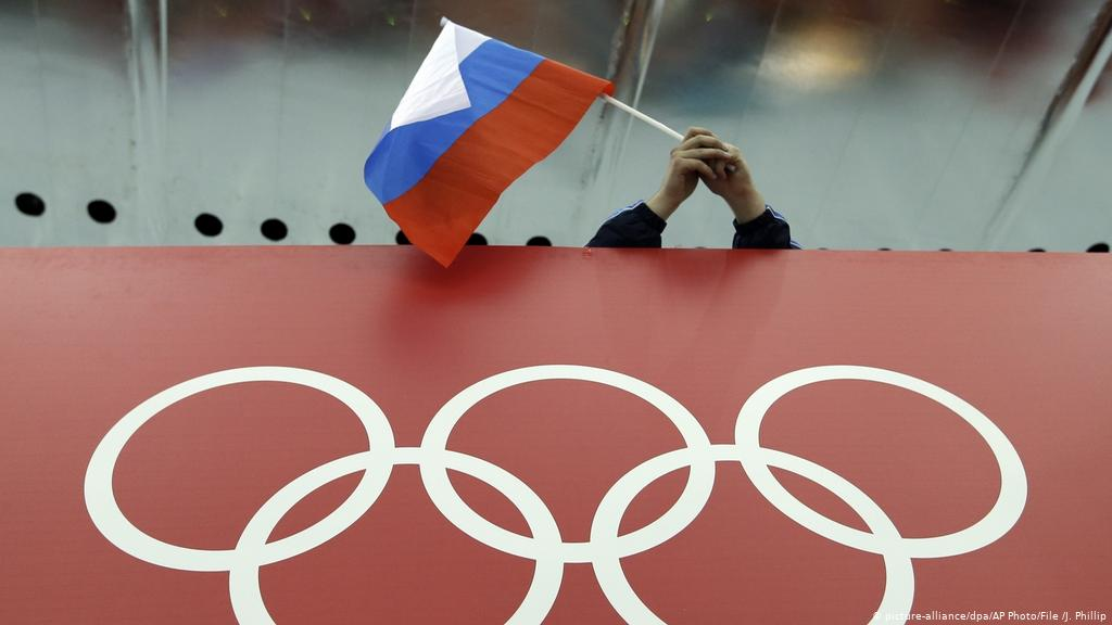 Sport & Politics: WADA Bans Russia For Another Four Years