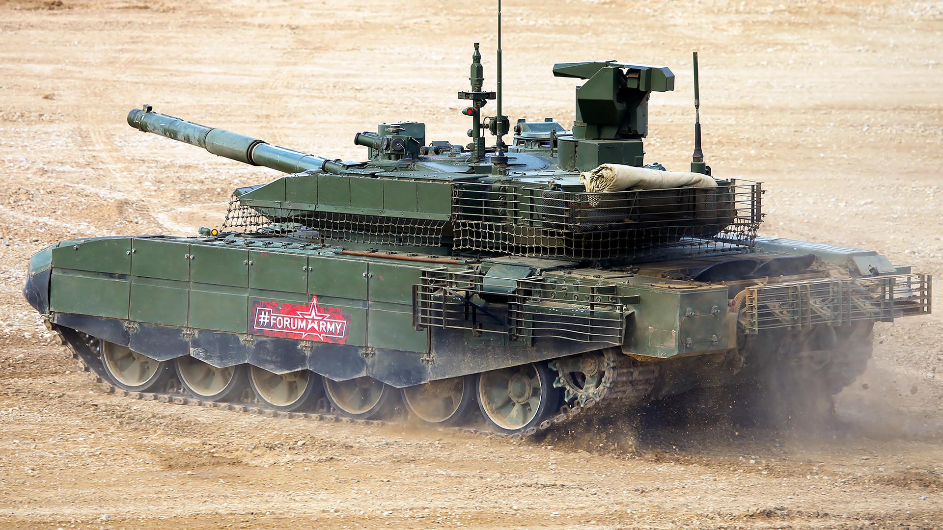 Russia's Military Modernization 2019-2020